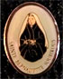 Pin of St. Bernadette